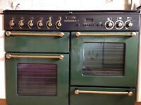 Rangemaster 110 Gas Cooker