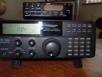 Bargain....Realistic DX 394 Plus Uniden Bearcat Scanner