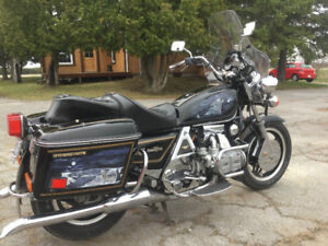 Honda Gold Wing Interstate GL1100 1982