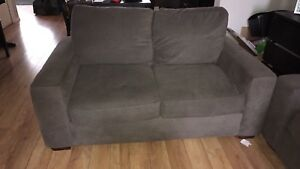 Love seat and sofa for sale