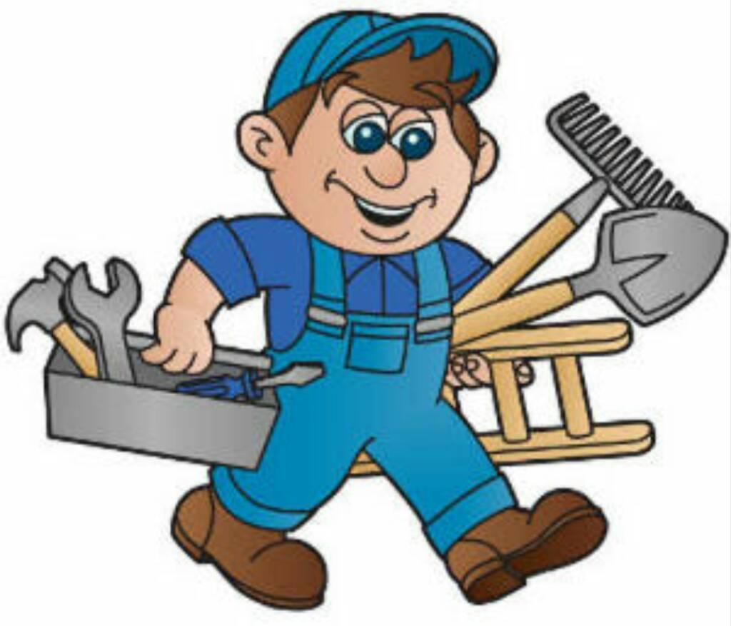 handyman electrician telecoms man van clearance emergency call