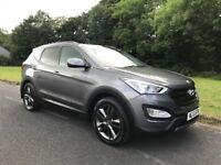 Hyundai Santa Fe Premium SE, 4WD 5dr (7 seats), Panoramic sunroof, Reverse Camera, Low Mileage, FSH
