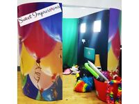 Kids Photobooth hire - children's parties, birthday, bat mitzvah, bar mitzvah, pictures, photography