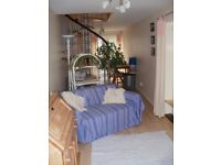 MODERN APARTMENT FOR RENT FULLY FURNISHED IN QUIET AREA OF NUTHALL NEAR JUNC26 OFF M1 ALL INCLUSIVE