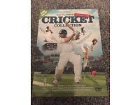 3 DVD Interactive Cricket Box Set