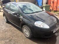 07 2007 Fiat Grande Punto 1.2 Active ***ONLY 48400 MILES*** HISTORY, WARRANTY