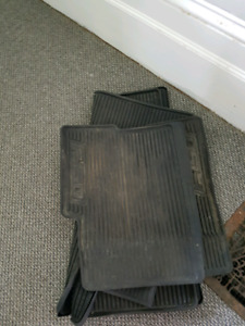 2013 factory Ford f150 mats