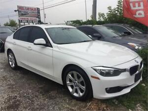 2013 BMW 3 Series 328i xDrive|WHITE ON BLACK|ACCIDENT FREE|
