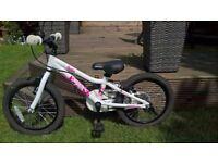 Saracen Bella - Girls Bike - 16 inch wheels