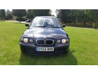 BMW 320D TS ES COMPACT 2.0DIESEL 3DR 2KEYS..HPI CLEAR..DRIVES EXCELPENT.