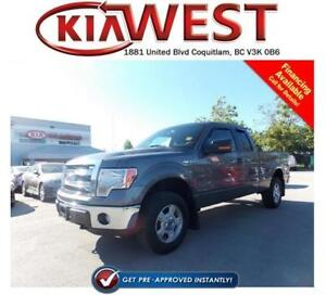 2014 Ford F150 XLT SuperCab V6 4X4