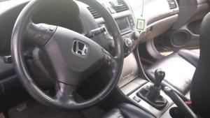 Honda accord EX coupe 2003 V6