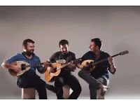 PERAN Greek Rebetiko-Laiko Music Band for any event. Greek Bouzouki and Guitar can't go wrong! :)