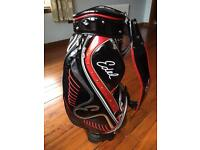Stunning rare EDEL Golf Bag (Belfast)