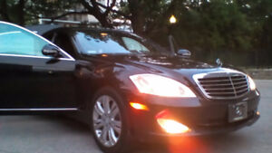 2009 Mercedes-Benz S-Class 450 S Disigno Edition AWD Low Km