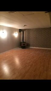 Basement for rent in Sherwood park