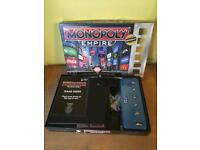 Boxed monopoly empire board game £20