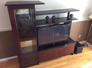 Meuble télé ''Laurier'' modulaire