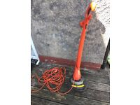 Flymo Strimmer £15 Electric Corded Contour XT