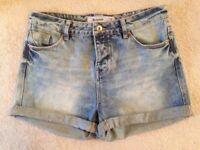 New look women's shorts size 12