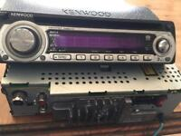 Kenwood car stereo collection Poundbury Dorchester