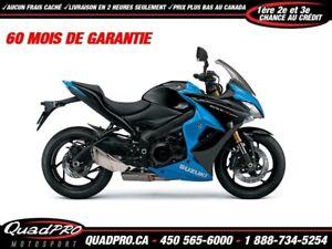 2017 Suzuki GSX-S1000F !!! 500$ DE RABAIS !!! 46,88$/SEMAINE