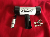 Soprano saxophone mouthpiece Dukoff D8 excellent condition