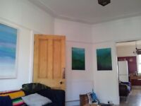 Large double room in light airy house