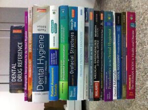 *SELLING A VARIETY OF DENTAL HYGIENE BOOKS FOR GOOD PRICE*