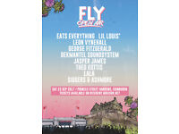 FLY OPEN AIR: ELECTRONIC MUSIC FESTIVAL IN EDINBURGH, SCOTLAND!