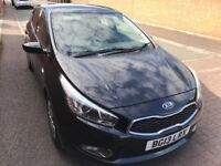 2013 Kia Ceed 1.4 CRDi Diesel Facelift - Long Mot - Warranty - Bargain Cheapest in UK - i20 i30 seat