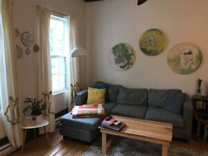 SUB-LET ONE BEDROOM IN A TWO BEDROOM NORTH END HOUSE