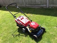 Mountfield ry150 petrol push mower