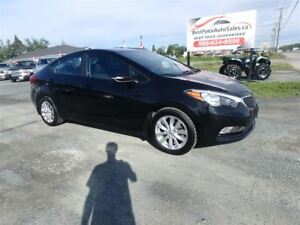 2014 Kia Forte AUTO!! CERTIFIED!! HEATED SEATS!!