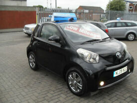 Toyota iQ 1.0 VVT-i 2009 2, FREE ROAD TAX