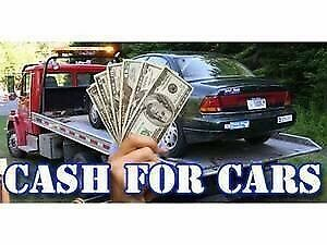 I buy old unwanted cars trucks and SUVs top dollar paid