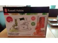 Fruit & Veg Spiralizer by Russell Hobbs