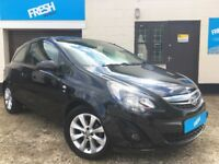 Vauxhal Corsa 1.2 Excite 3dr 2014(64) - LOW MILEAGE