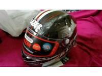 Brand new Lazer Kestrel Metanium Helmet