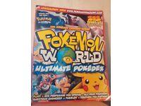 Pokemon World: Ultimate Pokedex