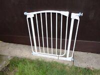 no 7 ) dreambaby stair gate