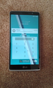 LG G Stylo with stylus *UNLOCKED* METROTOWN