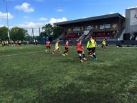 Football Trials & Player Recruitment