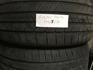 4 Good Year Eagle LS 2 Runflat 225/50/R17 BMW Certified