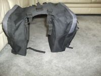 nice pair of avenir [raleigh] pannier bags