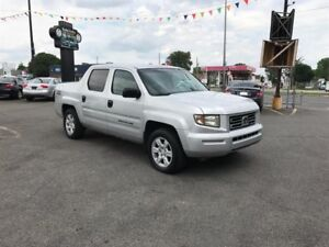 Honda Ridgeline 4WD LX-JAMAIS ACCIDENTER-MECANIQUE A1 2006