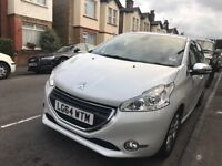 Peugeot 208 Roland Garros - immaculate - full leather - full service history - low tax and insurance