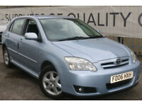 Toyota Corolla 1.6 VVT-i auto Colour Collection Stunning Car at a Bargain price
