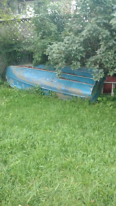 12 ft boat, motor, trailer package