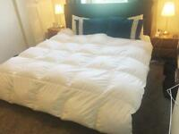 New Super King pillow top Mattress and Bedframe